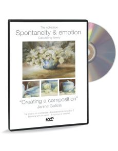 Janine Gallizia, Creating a composition - DVD (English version)