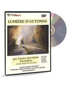 Lumière d'automne par Patrice Bourdin - DVD