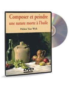 Composer et peindre une nature morte à l'huile (DVD)