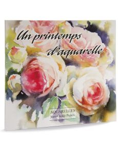 Jean-Claude Papeix - Un printemps d'aquarelle