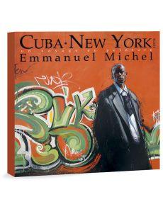 Emmanuel Michel - Cuba New York, un voyage en peinture