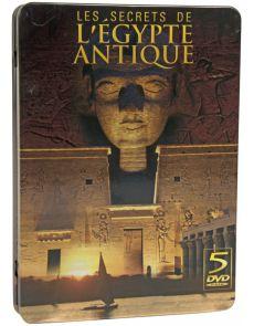 Coffret 5 DVD - Les secrets de l'Égypte antique