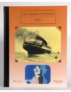 1922 - Les années mémoire