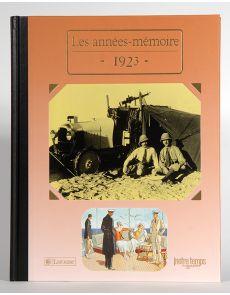 1923 - Les années mémoire