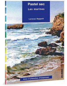 Pastel sec - Les marines, par Lorenzo Rappelli
