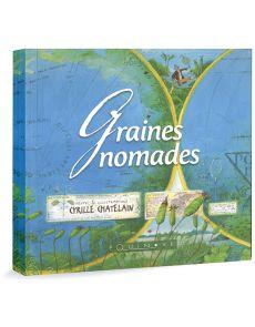 Graines nomades par Cyrille Chatelain