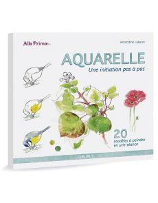 Aquarelle - Une initiation en pas à pas