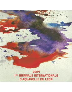Catalogue 2014 de la 1ère biennale internationale d'Aquarelle du Léon