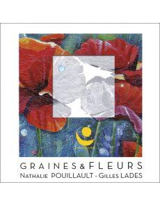 Graines et Fleurs - Livre accordéon