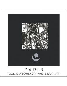 Paris - Livre accordéon