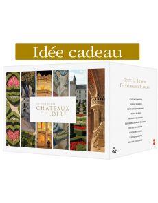 Les plus beaux châteaux de la Loire - Coffret 10 DVD