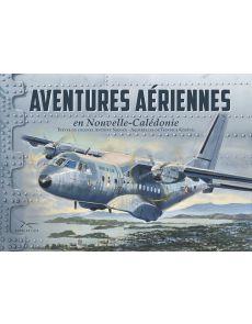 Aventures aériennes en Nouvelle-Calédonie - Aquarelles de Tiennick Kérével