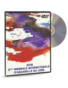 DVD 2eme biennale Aquarelle du Léon