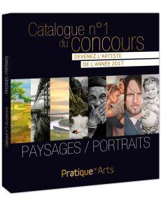 Catalogue du concours - Thèmes PAYSAGES et PORTRAITS