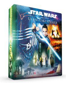 STAR WARS La Saga Skywalker - le livre POP-UP