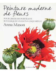 Peinture moderne de fleurs : créer des portraits botaniques à l'aquarelle