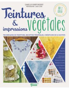 Teintures et impressions végétales