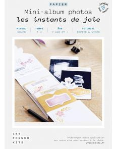 Les French Kits - Mini-Albums photos - Instants de joie
