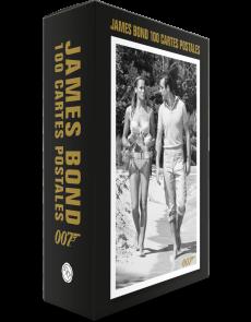 James Bond - 100 cartes postales collector