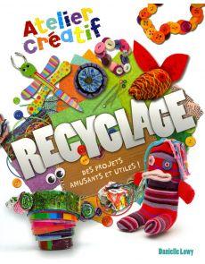 Atelier créatif pour les enfants - RECYCLAGE : jouets, déco, accessoires…