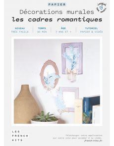 Les French Kits - Décorations murales - Les cadres romantiques