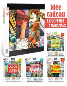 Coffret COLLECTION 4 magazines Secrets d'Atelier