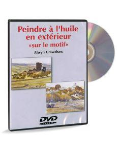 Peindre à l'huile en extérieur - DVD par Alwyn Crawshaw
