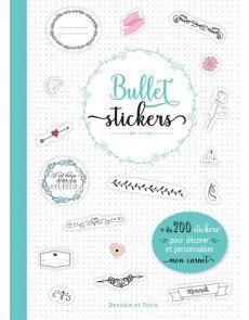 Bullet Stickers - Plus de 700 stickers pour personnaliser mes projets DIY