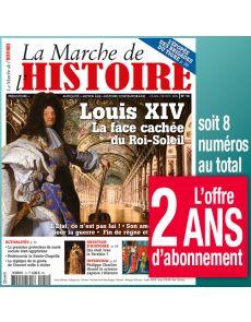 Abonnement 2 ANS La Marche de l'Histoire