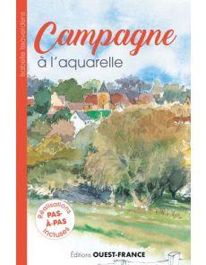 Campagne à l'aquarelle - Isabelle Issaverdens