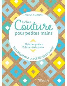Fiches couture pour petites mains - Charlotte Jabre