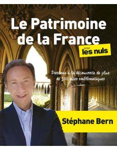 Le patrimoine de la France pour les nuls - Stéphane Bern