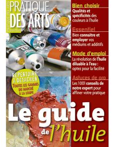 Le guide de l'huile - Collection Pratique des Arts