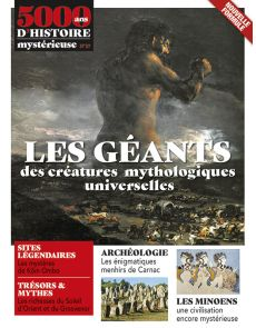 Les géants, des créatures mythologiques universelles - 5000 ans d'Histoire Mystérieuse 37