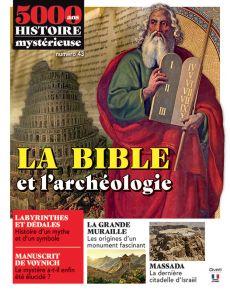 5000 ans d'histoire mystérieuse 43 - La Bible et l'archéologie