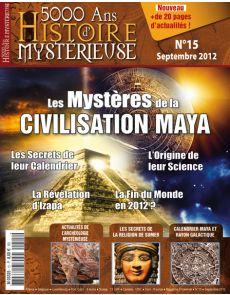 5000 ANS d'Histoire Mystérieuse n°15