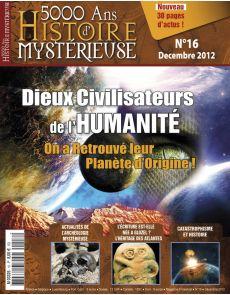 5000 ANS d'Histoire Mystérieuse n°16