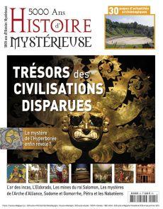 5000 ans d'histoire mystérieuse n°25