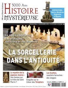 5000 ans d'histoire mystérieuse n°28 - La sorcellerie dans l'Antiquité