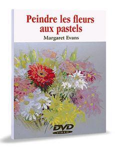 Peindre les fleurs aux pastels – DVD