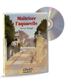 Maîtriser l'aquarelle – DVD