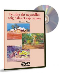 Peindre des aquarelles originales et captivantes – DVD