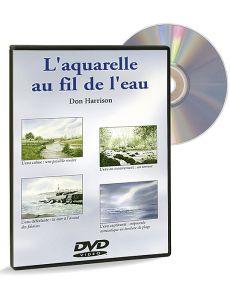 L'aquarelle au fil de l'eau – DVD