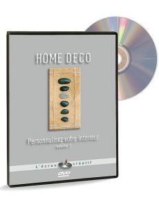 Home déco Vol. 1 – Personnalisez votre intérieur – DVD
