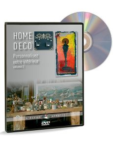 Home déco Vol. 2 – Personnalisez votre intérieur – DVD