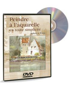 Peindre à l'aquarelle en toute simplicité – DVD