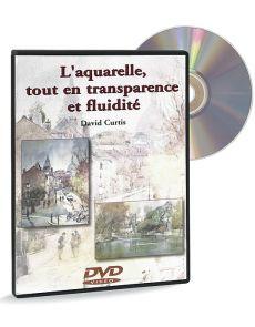 L'aquarelle tout en transparence et fluidité – DVD