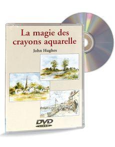 La magie des crayons aquarelle – DVD