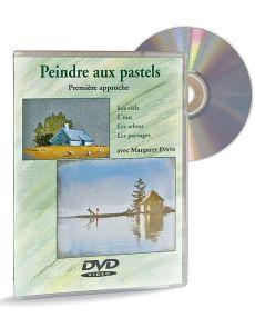 Peindre aux pastels - Première approche – DVD