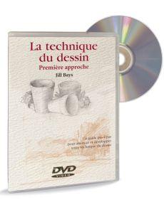 La technique du dessin - Première approche – DVD